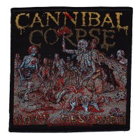 Cannibal Corpse - Gore Obsessed (Patch)