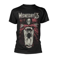 Wednesday 13 - Spider Shovel (T-Shirt)