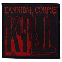 Cannibal Corpse - Kill (Patch)