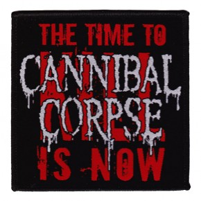 Cannibal Corpse - The Time To Kill (Patch)