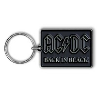 ACDC - Back In Black (Keyring)