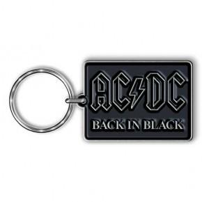 ACDC - Back In Black (Keyring)