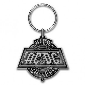 ACDC - High Voltage (Keyring)