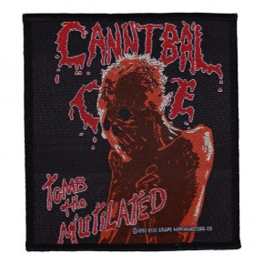 Cannibal Corpse - Tomb Of The Mutilated (Patch)