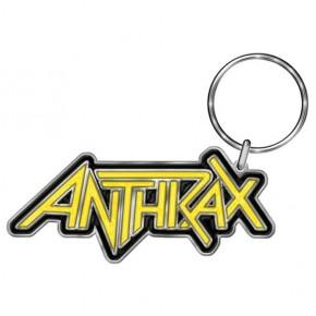 Anthrax - Logo (Keyring)