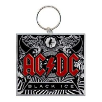 ACDC - Black Ice (Keyring)