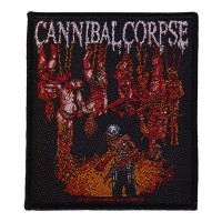 Cannibal Corpse - Torture (Patch)