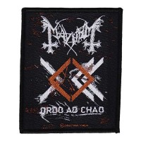 Mayhem - Ordo Ad Chao (Patch)
