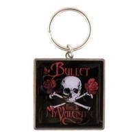 Bullet For My Valentine - Skull (Keyring)