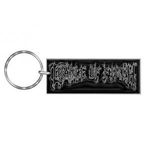 Cradle Of Filth - Enamelled Logo (Keyring)