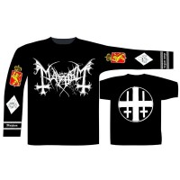Mayhem - Legion Norge (Long Sleeve T-Shirt)