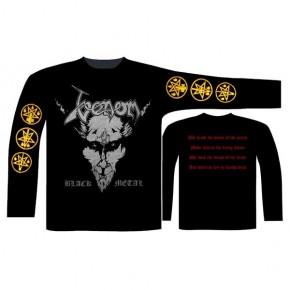 Venom - Black Metal (Long Sleeve T-Shirt)