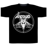 Venom - In League With Satan (T-Shirt)