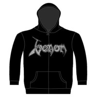 Venom - Black Metal (Zipped Hooded Sweatshirt)