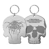 Darkthrone - Skull (Keyring)