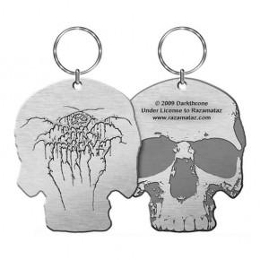 Darkthrone - Skull (Keyring)