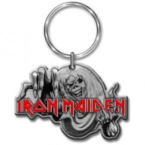 Iron Maiden - The Number Of The Beast (Keyring)