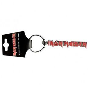 Iron Maiden - Shaped Logo (Keyring)