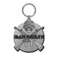 Iron Maiden - Crossed Guns (Keyring)