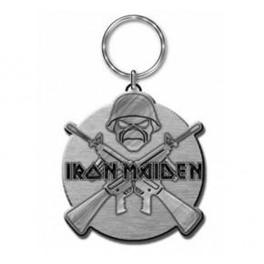 Iron Maiden - Crossed Guns (Keyring)