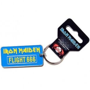Iron Maiden - Flight 666 (Keyring)
