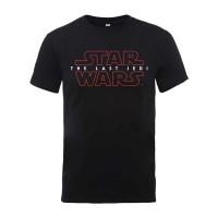 Star Wars The Last Jedi - Logo (T-Shirt)