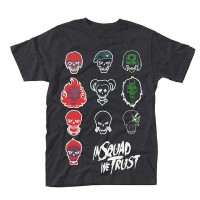 Suicide Squad - In Squad Faces (T-Shirt)