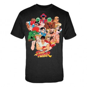 Street Fighter - Characters (T-Shirt)
