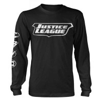 DC Comics Justice League - Icons (Long Sleeved T-Shirt)