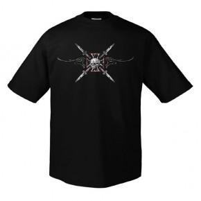 Iron Cross Skull (T-Shirt)