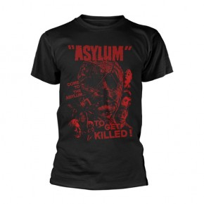 Asylum - Red (T-Shirt)