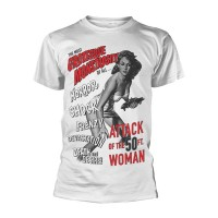 Attack Of The 50FT Woman - The Most Grotesque (T-Shirt)
