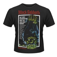 Black Sabbath - Poster (T-Shirt)