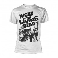 Night Of The Living Dead - Black Logo (T-Shirt)
