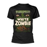 White Zombie - Poster Black (T-Shirt)