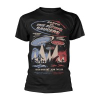 Earth Vs The Flying Saucers - Poster (T-Shirt)