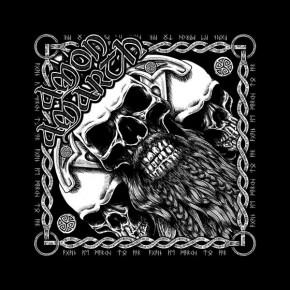 Amon Amarth - Bearded Skull (Bandana)