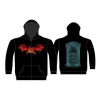 Dark Angel - Darkness Descends (Zipped Hooded Sweatshirt)