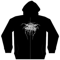 Darkthrone - Transilvanian Hunger (Zipped Hooded Sweatshirt)