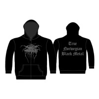 Darkthrone - True Norwegian Black Metal (Zipped Hooded Sweatshirt)