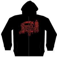 Death - Scream Bloody Gore (Zipped Hooded Sweatshirt)