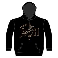 Death - Sound Of Perseverance (Zipped Hooded Sweatshirt)