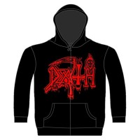Death - Spiritual Healing (Zipped Hooded Sweatshirt)