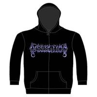 Dissection - The Somberlain (Zipped Hooded Sweatshirt)