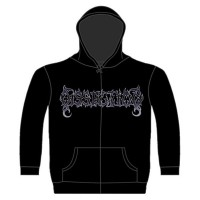 Dissection - Storm Of The Lights Bane (Zipped Hooded Sweatshirt)
