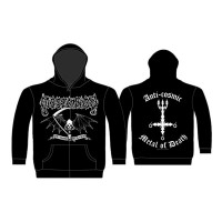 Dissection - Reaper (Zipped Hooded Sweatshirt)