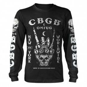 CBGB - Est. 1973 (Long Sleeve T-Shirt)