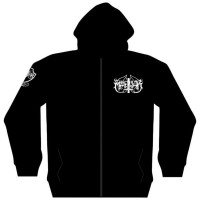 Marduk - Panzer Division (Zipped Hooded Sweatshirt)