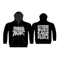 Morbid Angel - Extreme Music (Zipped Hooded Sweatshirt)