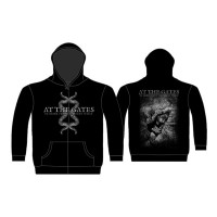 At The Gates - Tentacle / To Drink From The Night Itself (Zipped Hooded Sweatshirt)
